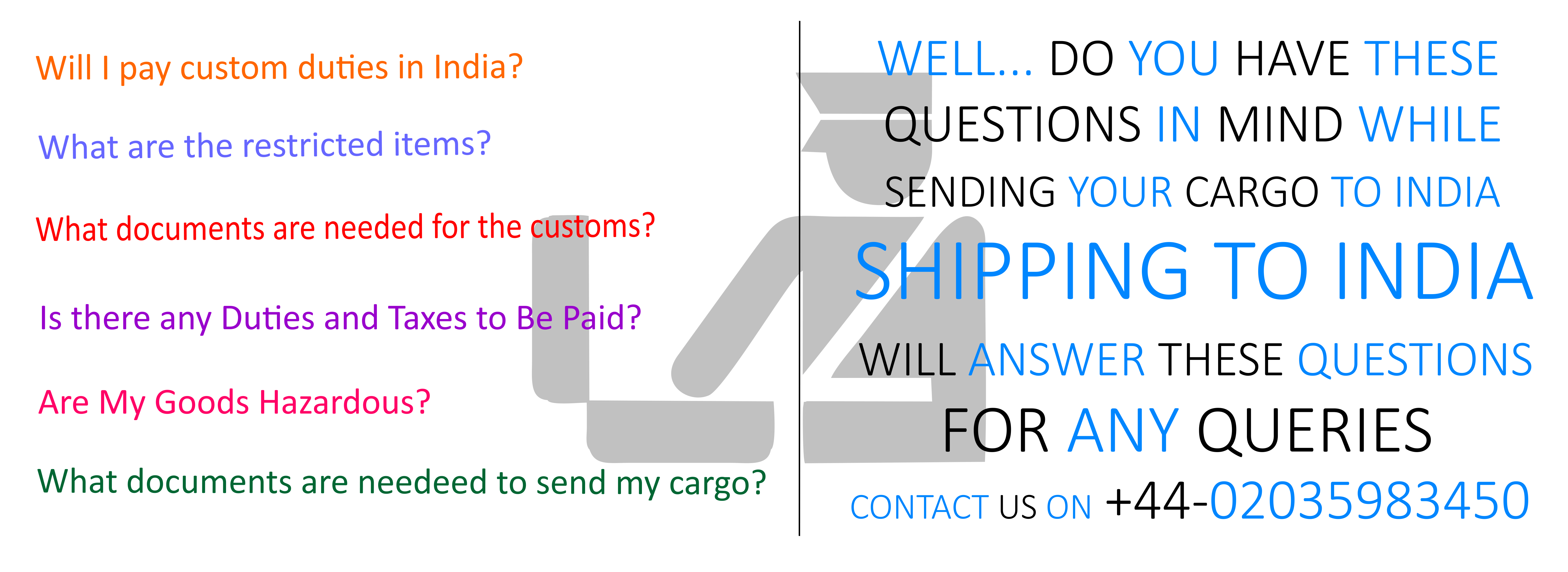 SHIPPING-TO-INDIA-CUSTOMS ADVICE BANNER
