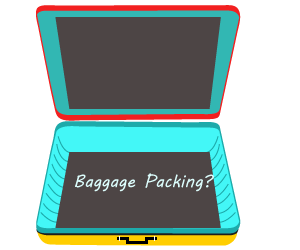 Top 5 Baggage Packing Tips For Excess Baggage to India