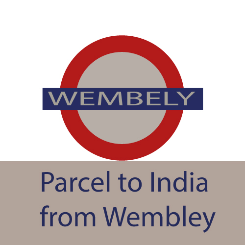 parcel to India from Wembley