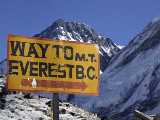 Everest Post office